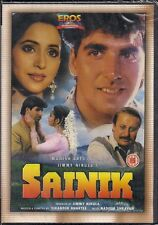SAINIK - AKSHAY KUMAR - RONIT ROY & OTHERS - NEW BOLLYWOOD DVD - FREE UK POST