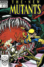New Mutants Vol. 1 (1983-1991) #70