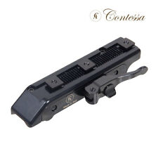 Contessa Quick Release Blaser Mount for Swarovski Rail Scopes