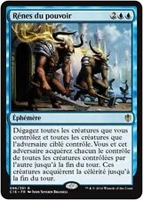 MTG Magic C16 - Reins of Power/Rênes du pouvoir, French/VF