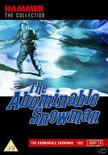 The Abominable Snowman [1957] (DVD)~~HAMMER HORROR~~Forrest Tucker~~BRAND NEW