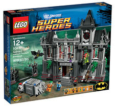 Brand New LEGO DC Superheroes Batman: Arkham Asylum Breakout NIB Condition Rare