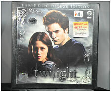 DVD Twilight Three Disc Deluxe Edition 3 language subtitle original NEW special