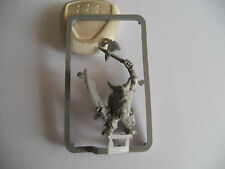 TALISMAN -3rd ED-CITY OF ADVENTURE EXPANSION-BLACK ORC-PLASTIC FIGURE- GW