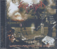 TRAMORTIRIA-WRATH AMONG THE DEAD-CD-thrash-overkill-annihilator-vindicator