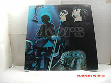 """THE DOORS -(DOUBLE LP)- ABSOLUTELY LIVE - INCLUDES  """"WHEN THE MUSIC'S OVER""""-1970"""