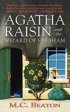 Agatha Raisin and the Wizard of Evesham 8 by M. C. Beaton (1999, Paperback)