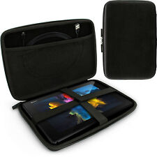 """Black EVA Travel Hard Case Cover Bag for Sony Xperia Z4 SGP771 10.1"""" Tablet"""