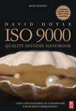 ISO 9000 Quality Systems Handbook - Updated for the ISO 9001:2008 Standard: Usin