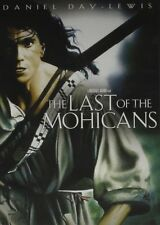 LAST OF THE MOHICANS  DVD NEW FREE SHIPPING !!!!