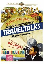 Traveltalks Shorts - Vol. 1 DVD (1930) - James A. FitzPatrick