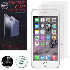2 Films Verre Trempe Protecteur Protection Au Choix pour Apple iPhone 6 Plus