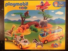 New Playmobil Set 5047 Safari Animals 1.2.3 Safari Set.