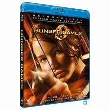 HUNGER GAMES  // BLU RAY neuf