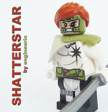 LEGO Custom --- Shatterstar --- Marvel Superheroes X-Men '90s Wolverine Deadpool