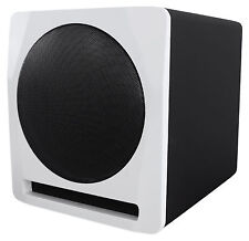 "Rockville APM10W 10"" 400 Watt Powered/Active Studio Subwoofer Pro Reference"