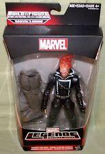 """GHOST RIDER RHINO BAF Marvel Legends Spider-Man Series 6"""" Action Figure"""