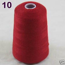 NEW Luxurious Soft 100g Mongolian Pure Cashmere Hand Knitting Cone Wool Yarn 10