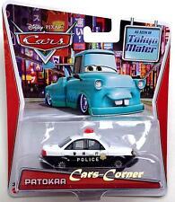 DISNEY Pixar Cars Toon PATOKAA-poliziotto da TOKYO MATER-modello 2014 NUOVO OVP
