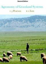Agronomy of Grassland Systems-ExLibrary