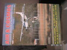 ** Air & Cosmos n°1094 Space Station / EAP / F-16 / Voilure carbone / A 320