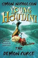 Young Houdini: The Demon Curse by Simon Nicholson (Paperback, 2015)
