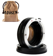 Focal Reducer Speed Booster Adapter Sony Alpha mount AF lens to Sony NEX E A5100