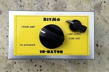 BITMO 10-UATOR KIT - 30W ATTENUATOR BOX FOR GUITAR AMP