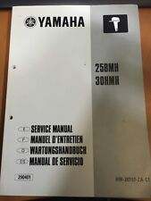Genuine 25BMH 30BMH Yamaha Outboard Service Manual 25HP 30HP 69R-28197-Z8-C1