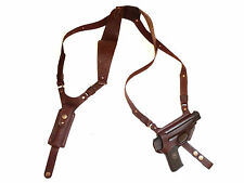 Shoulder gun holster TT Tokarev, COLT 1911, Makarov 100% genuine leather m.108*
