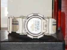 Men's White Casio Vintage DW-003 Tough Sport Digital Watch