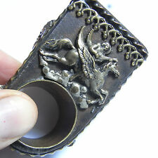 Georgian Ring Victorian Ring Poison Ring Papal Seal Poison Ring Statement Big