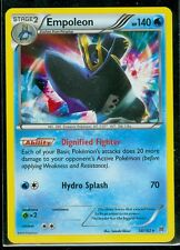Pokemon EMPOLEON 38/162 - XY BREAKthrough - RARE HOLO - MINT