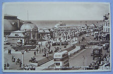 CPA Postcard - UK - Worthing, Pier entrance and bandstand