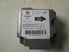 Centralina Airbag cod:  90520841 Opel Astra G dal 98 al 2004.  [2317.16]
