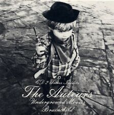 The Auteurs ‎CD Single Underground Movies / Brainchild - Promo - France (EX/M)
