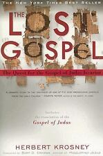 The Lost Gospel: The Quest for the Gospel of Judas Iscariot, Krosney, Herbert, G
