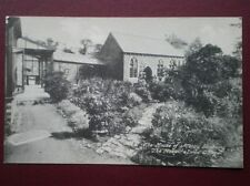 POSTCARD YORKSHIRE HORBURY - THE HOUSE OF MERCY - HOSPITAL & CHAPEL