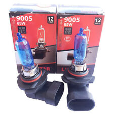 2x HB3 Xenon LOOK Halogen Lampe 6000K Super White 12V 55W US 9005
