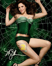 """Mary-Louise Parker 8""""x 10"""" Signed HOT! Color PHOTO REPRINT"""