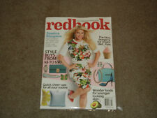 Redbook Magazine JESSICA SIMPSON Fun Fabulous Affordable Feb. 2014 Vol. 222 #2