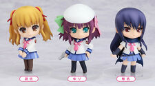 Angel Beats! Nendoroid Petit Angel Beats Set 01 Japan Good Smile Company PVC !!