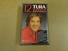 MUSIC CASSETTE / WILL TURA - 12 TURA TOPPERS