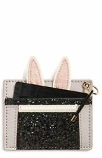 Kate Spade MAKE MAGIC RABBIT in a Hat Bunny Glitter Card Case Gift Box SOLD 2