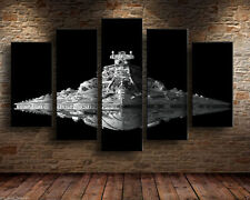 "HD Canvas Print home decor wall art painting,Star Wars 5p""no frame"