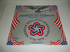 """The Bicentennial March And Presidential Marches of America LP - """"NEW"""" Sealed RCA"""