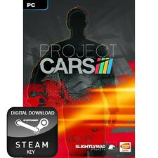 Project cars pc clé steam