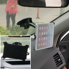 Dedicated Windshield Car Mount Holder Rotating Suction Dock For iPad Mini Retina