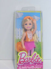 Barbie Chelsea & Friends Doll Dress Up Fun Fox CGP10
