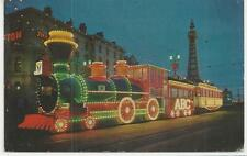 Photographic Greeting Card Co, Western Train, Blackpool Illuminations, 1968
